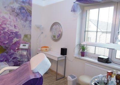 BS kosmetika interiér
