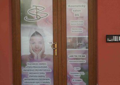 BS kosmetika budova